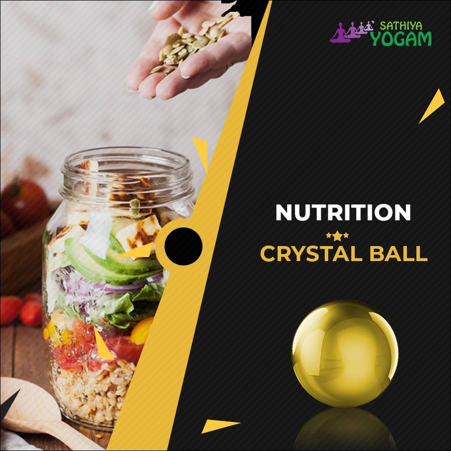NUTRITION CRYSTAL BALL