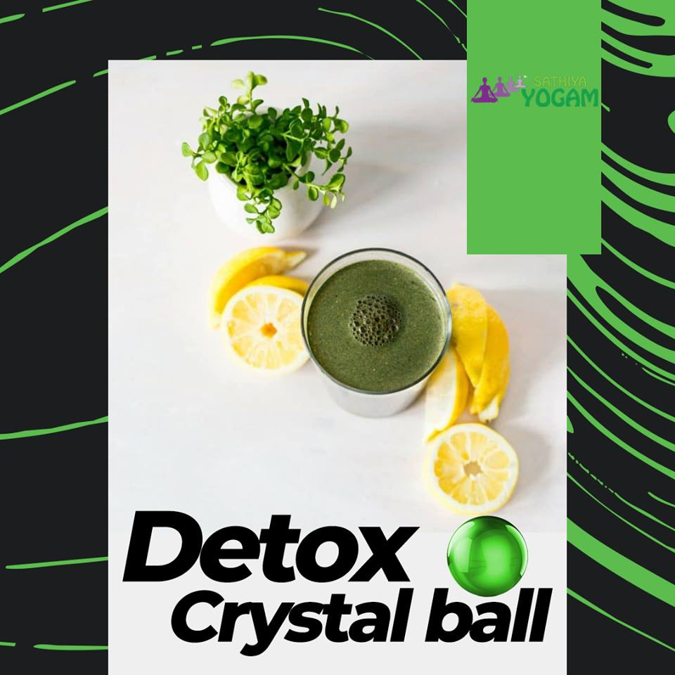 DETOX CRYSTAL BOX